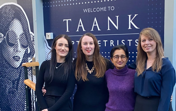 The Taank Optometrists pop-up featuring in Optometry Today.