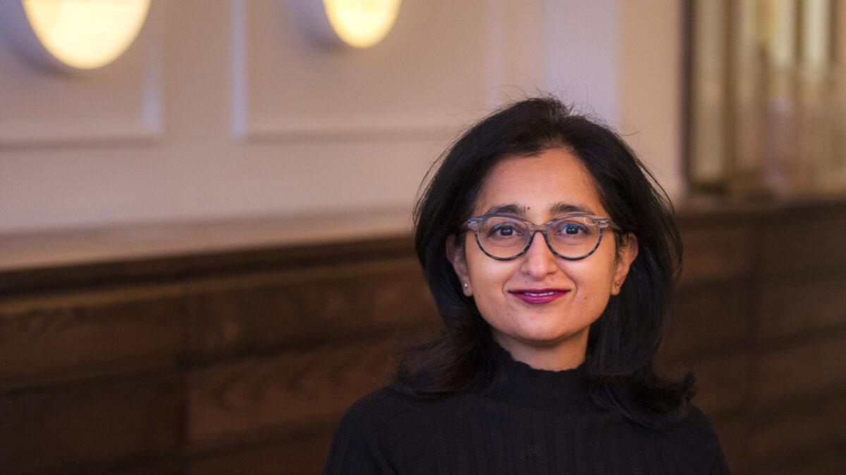 Anjana Taank, Head Optometrist