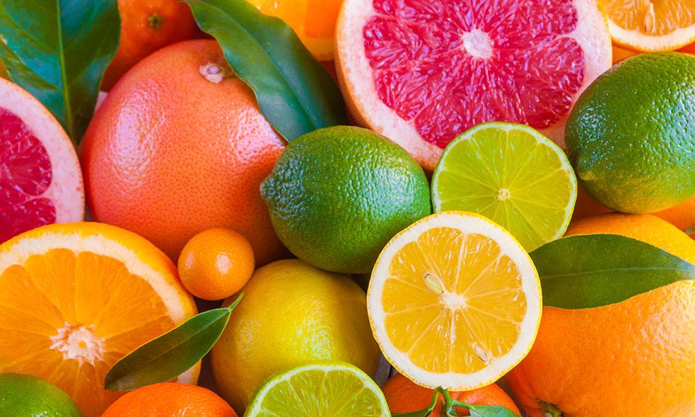 Colourful Fruits, Colour Me Happy