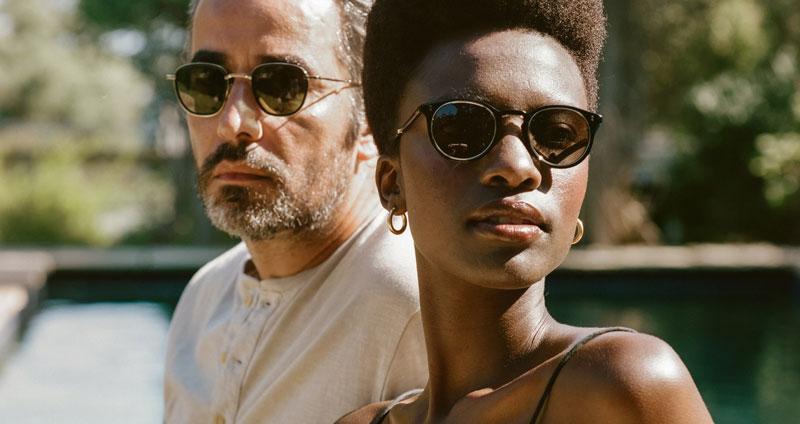 Mr Leight Sunglasses at Taank