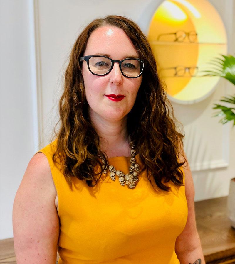 Emma Warner, Taank Optometrists, Staff Spotlight